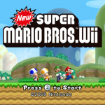 New Super Marios Bros. Wii