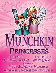 Munchkin Princesses Expansion