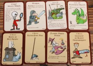 Munchkin Random Cards