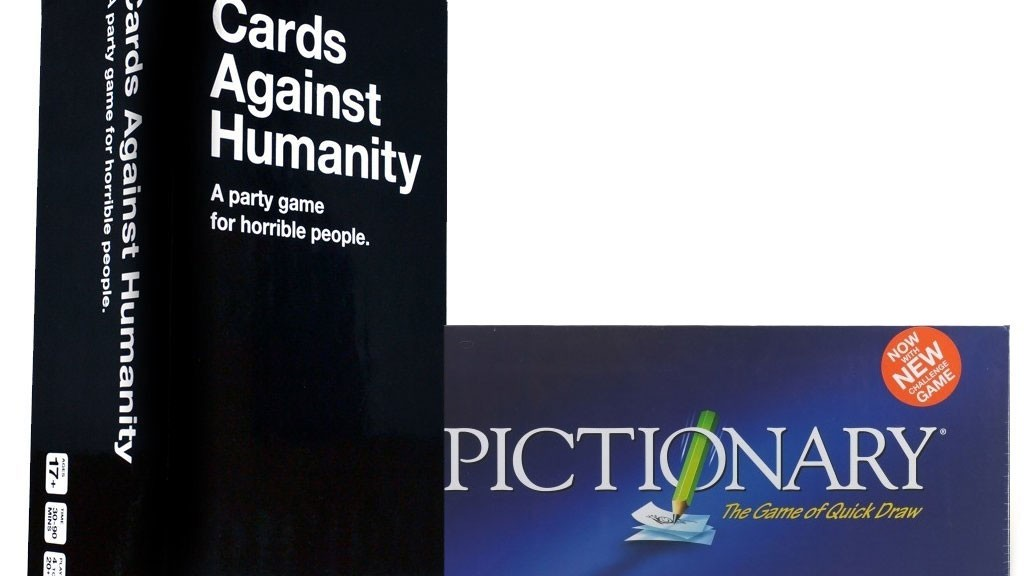 Pictionary Against Humanity