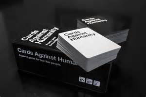 Strip Cards Against Humanity